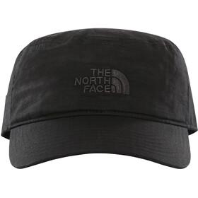 The North Face Logo Military Mütze cedar brown